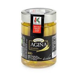 Ibarra Peppers Organic 214ml by Agina