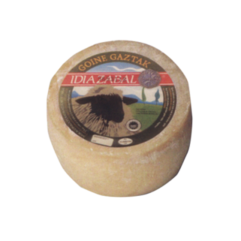 Cheese Sheep Idiazabal Natural per/kg Orexa