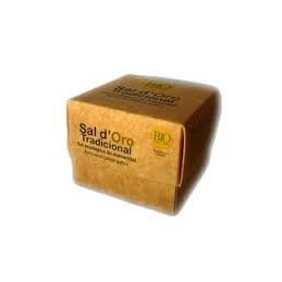 Salt Organic Traditional 400g Sal D'Oro