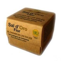 Salt Organic Flower 125g Sal D'Oro