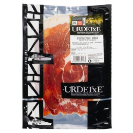 Cured Ham Slices 100g by Urdetxe