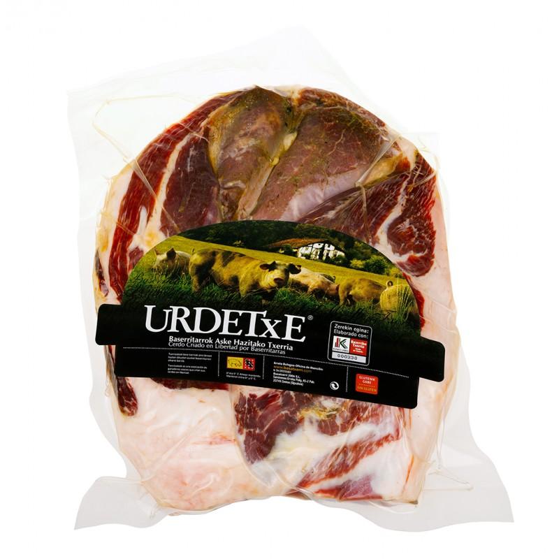 Cured Paleta, boneless, 3.250 kg by Urdetxe