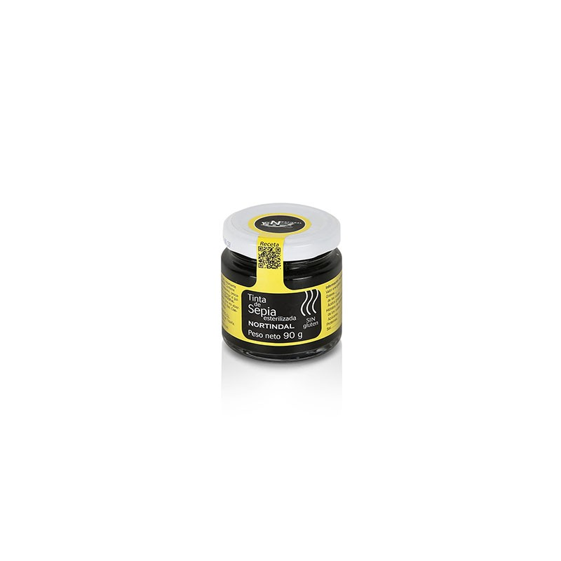 Black ink 500g by Nortindal