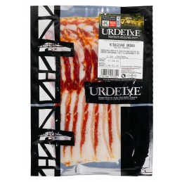 Cured Bacon Slices 100g by Urdetxe