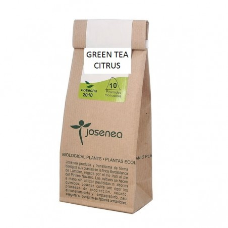 Green Tea with Citrus