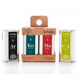 Artajo8 250ml 4 tins pack