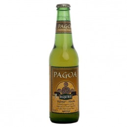 Pagoa Craft Basque Lager 33cl