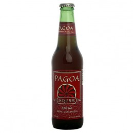 Pagoa Craft Basque Bitter 33cl