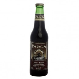 Pagoa Craft Basque Stout 33cl