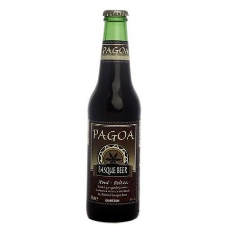 Pagoa Craft Basque Stout 33cl