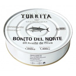 Steaks of Bonito del Norte...