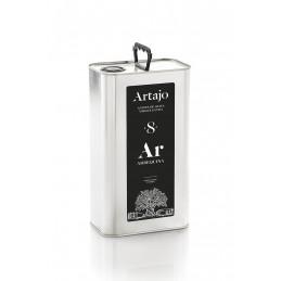 Artajo8 Arbequina 3 litres tin