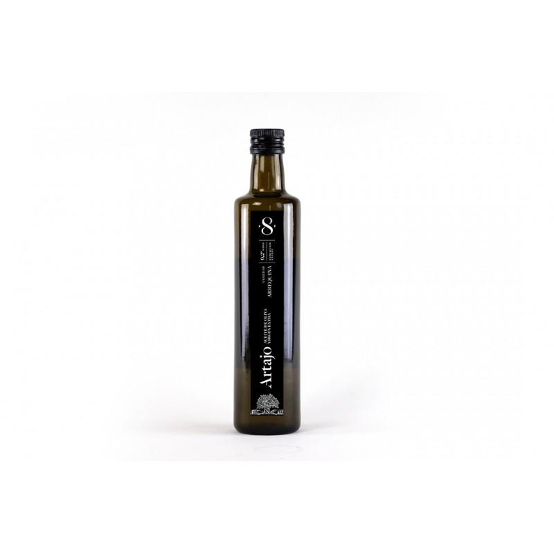 Artajo8 500ml dark glass bottle