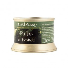 Pate Basque with Txakoli 130g Urdetxe