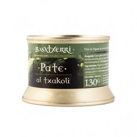Pork pâté with Txakoli 130g