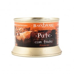 Pate Basque with Truffle 130g Urdetxe