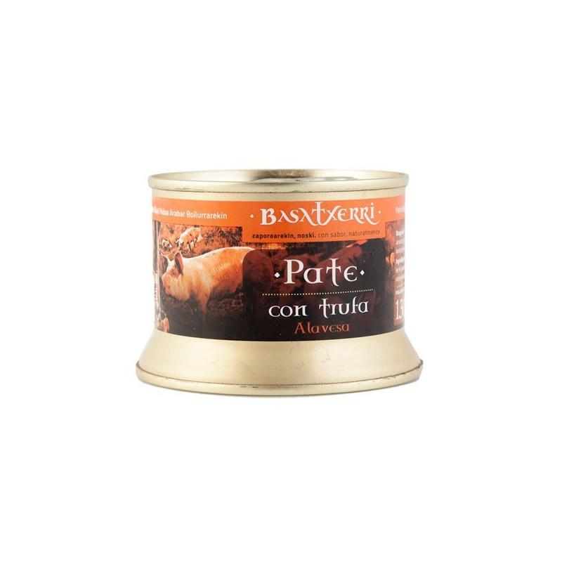 Pate Basque with Truffle 130g Urdetxe