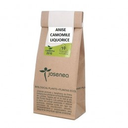 Anise Chamomille Licorice, Bag of 10 Pyramids