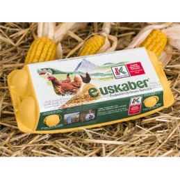 Eggs Euskaber 10 units
