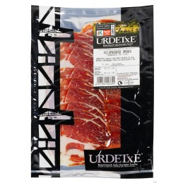 Cured Head end of loin Slices 100g by Urdetxe