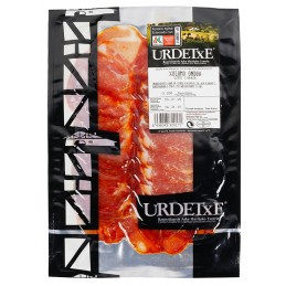 Cured Loin Slices 100g by Urdetxe