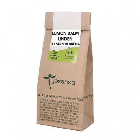 Lemon-balm linden lemon verbena