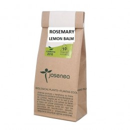 Rosemary lemon balm